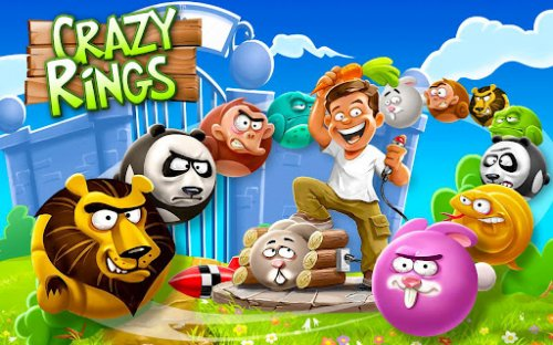 Crazy Rings-Funniest Game Ever
