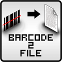 Barcode2file